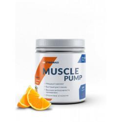 Предтренировочный комплекс CyberMass Muscule Pump 200 г апельсин