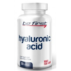 Hyaluronic Acid Be First 30 таблеток без вкуса