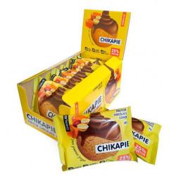 Протеиновое печенье Chikapie Bombbar CHIKALAB с начинкой арахис, упаковка 9шт по 60 г