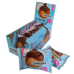 Протеиновое печенье Bombbar CHIKALAB Chikapie с начинкой кокос, упаковка 9шт по 60 г