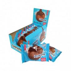 Протеиновое печенье Bombbar CHIKALAB Chikapie c начинкой шоколад, упаковка 9шт по 60 г