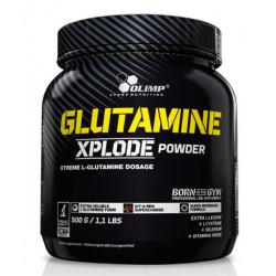 Глютамин, OLIMP Glutamine Xplode - ананас, 500 г