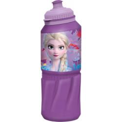 Бутылка пластиковая Stor - спортивная 530 мл. Холодное сердце 2, 35035