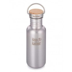 Бутылка Klean Kanteen Reflect 18oz - 532 мл Brushed Stainless