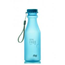 Бутылка Verona BPA Free, 550 мл, голубая