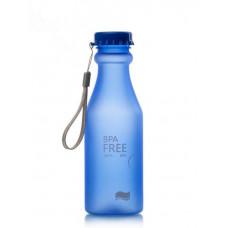 Бутылка Verona BPA Free, 550 мл, темно-синяя