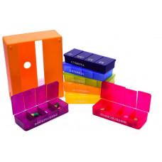 Таблетница Tableton Мультибокс 4 в ассортименте