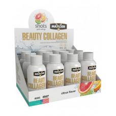 Maxler Beauty Collagen Shots Citrus 12 x 60 мл