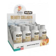 Maxler Beauty Collagen Shots Peach-Mango 12 x 60 мл