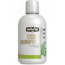 Maxler Liquid Chlorophyll Vegan Product Natural Mint 450 мл