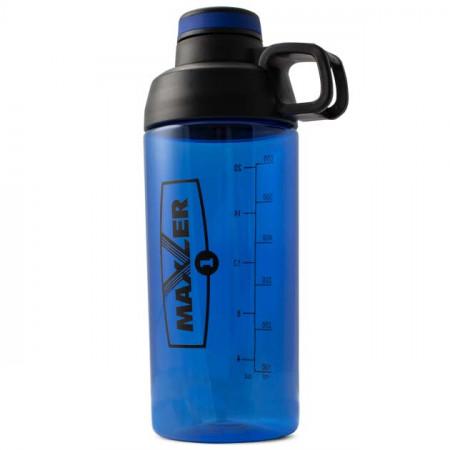 Maxler Шейкер Essence 600 ml - 600 мл, Черный-Голубой