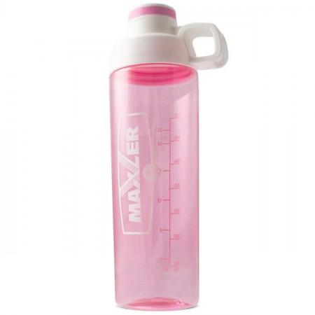 Maxler Шейкер Essence 700 ml - 700 мл, Белый-Розовый