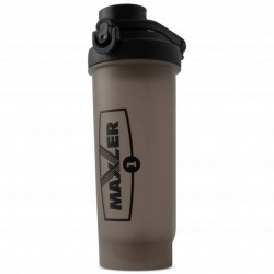 Maxler Шейкер Pro 700ml - 700 мл, Черный-Серый