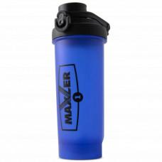 Maxler Шейкер Pro 700ml - 700 мл, Черный-Голубой