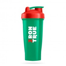 IRONTRUE Шейкер ITS901 700ml, Зеленый-Красный-Зеленый