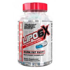 Жиросжигатель Nutrex Lipo-6X 60 капсул