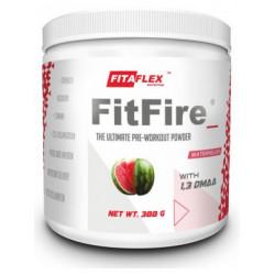 Предтренировочный комплекс FitaFlex FitFire 388 г арбуз