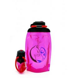Бутылка Vitdam B050PIS-1407 500 мл розовая
