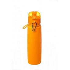 Бутылка силиконовая 700 мл Tramp TRC-094 - оранжевый