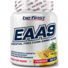 Be First BCAA EAA9 160 г pineapple