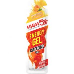 Углеводный гель High5 40 г, апельсин