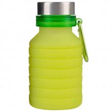 Бутылка Atlanterra AT-SILBOT-03 0.47 л зеленая