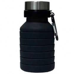 Бутылка Atlanterra AT-SILBOT-02 0.47 л черная