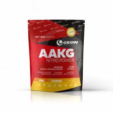 Geon AAKG Nitro Power 150 г без вкуса