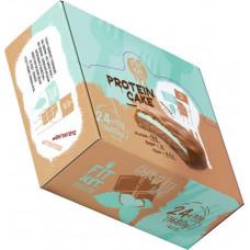 Печенье Fit Kit Protein Cake 24 70 г, 24 шт., шоколад/мята