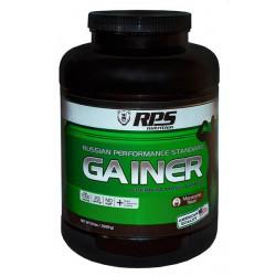 Гейнер RPS Nutrition Premium Mass Gainer - мокачино, банка 2270 г