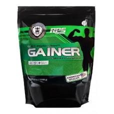 Гейнер RPS Nutrition Premium Mass Gainer - миндальное печенье, пакет 2268г