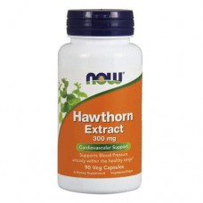 Now Hawthorn Extract 90 капсул