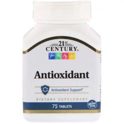 Витаминно-минеральный комплекс 21st Century Antioxidant Support 75 таблеток