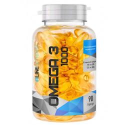 RLine Omega-3 plus Vitamin E, 90 капсул