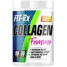 Collagen Femme FIT-Rx 90 капсул без вкуса