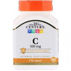 Витамин C 21st Century Vitamin C 110 таблеток