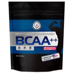 RPS Nutrition BCAA Plus 8:1:1 500 г апельсин