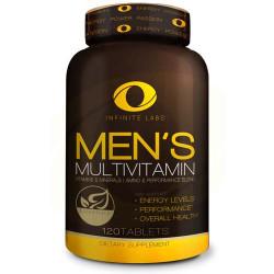 Мультивитамины Infinite Labs Men's Multivitamin 120 таблеток
