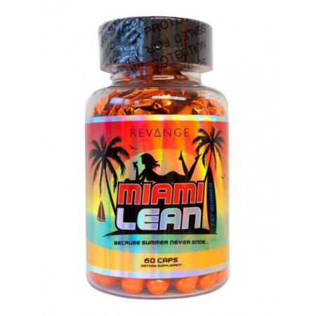Жиросжигатель Revange Miami Lean 60 капсул