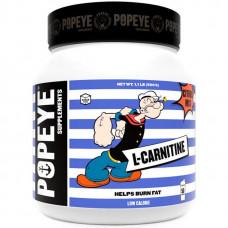 Popeye Supplements L-карнитин тартрат 500 г, цитрусовый микс