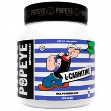 Popeye Supplements L-карнитин тартрат 500 г, мохито