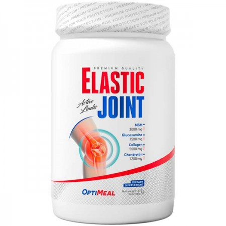 Elastic Joint OptiMeal 375 г малина