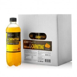 Напиток с L-карнитином XXI Power L-Карнитин 500 мл, 6 шт., апельсин