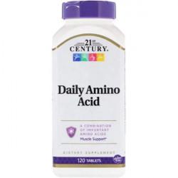 21st Century Daily Amino Acid натуральный