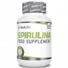 BioTech Spirulina 100 таблеток