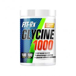 FIT-Rx Glycine 1000 100 капсул