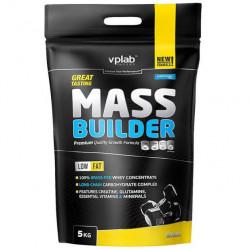 Гейнер VPLab Mass Builder - 5000 грамм, банан
