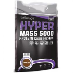 Гейнер BioTech Hyper Mass 5000 - 1000 грамм, ваниль