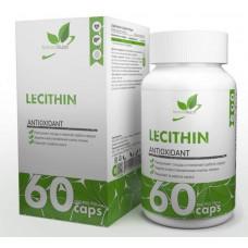 NaturalSupp Lecithin 60 капсул