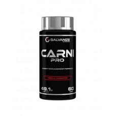 Galvanize L-карнитин тартрат Carni Pro 60 капсул без вкуса